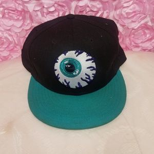 Mishka Accessories - Mishka eyeball cap
